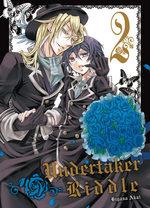 Undertaker Riddle T.2 Manga