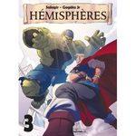 Hémisphère 3 Global manga