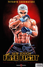 Free Fight - New Tough Recueil d'illustrations 1 Artbook