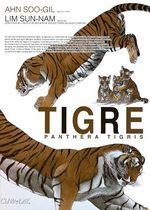 Tigre - Panthera Tigris 1 Artbook