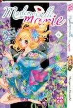 Mademoiselle se marie 6 Manga