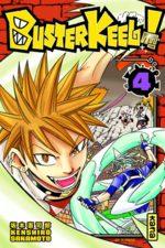 Buster Keel ! 4 Manga