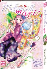 Mademoiselle se marie 7 Manga