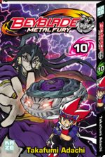 Beyblade Metal Fusion/Masters/Fury 10