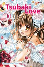 Tsubaki Love 10 Manga