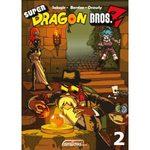 Super Dragon Bros. Z 2 Global manga