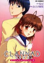 Clannad 1 Manga