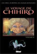 Le Voyage de Chihiro 2 Anime comics