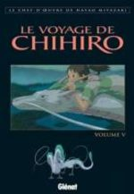 Le Voyage de Chihiro 5 Anime comics