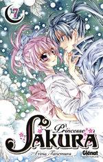 Princesse Sakura 7 Manga