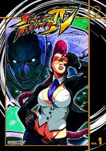 Street Fighter IV 1 Comics