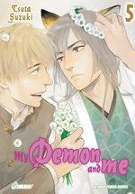 My demon and me 5 Manga