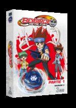 Beyblade Metal Fury - Saison 3 1 Série TV animée