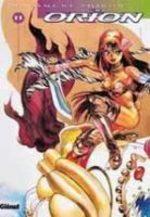 Orion 2 Manga