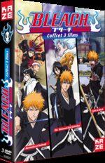 Bleach Intégrale des 3 films 1 Produit spécial anime