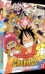 One Piece - Film 06 : La Baron Omatsuri & L'Île Aux Secrets 1 Film