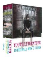 Youth Literature Intégrale des 5 films 1 Produit spécial anime