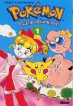 Pokemon : Pikachu Adventures ! 1