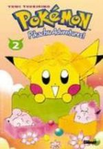 Pokemon : Pikachu Adventures ! 2