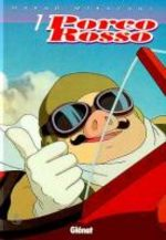 Porco Rosso 1 Anime comics