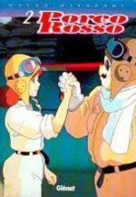 Porco Rosso 2 Anime comics