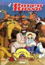 Porco Rosso 4 Anime comics