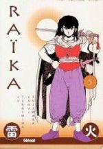 Raika 5 Manga