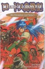 Chroniques de la Guerre de Lodoss - La Légende du Chevalier Héroique 3