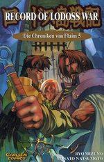 Chroniques de la Guerre de Lodoss - La Légende du Chevalier Héroique 5