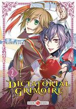 Dictatorial Grimoire T.2 Manga