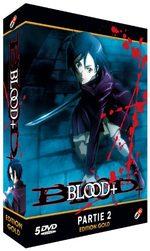 Blood + 1 Série TV animée