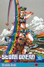 Jojo's Bizarre Adventure - Stone Ocean 16
