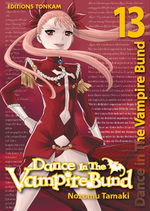 Dance in the Vampire Bund 13