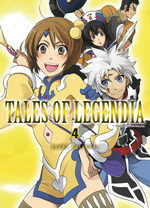 Tales of Legendia 4 Manga