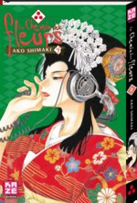 Le Chemin des Fleurs 4 Manga