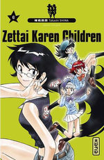 Zettai Karen Children 6