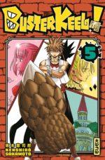 Buster Keel ! 5 Manga