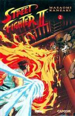 Street Fighter II 2 Manga