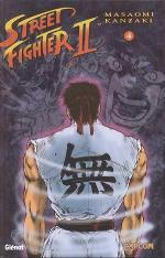 Street Fighter II 4 Manga