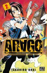 Arago T.2 Manga