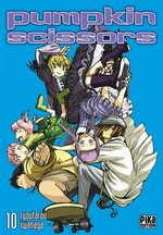 Pumpkin Scissors 10 Manga