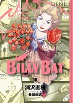 Billy Bat 10 Manga