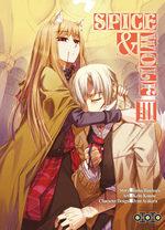 Spice and Wolf 3 Manga