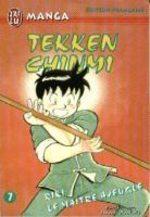 Tekken Chinmi 7 Manga