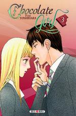 Chocolate Girl T.3 Manga