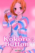 Kokoro Button T.5 Manga