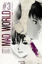 couverture, jaquette Mad World 3