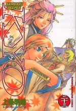 Samurai Deeper Kyo 23 Manga