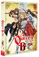 Queen's Blade - Saisons 1 et 2 1 Série TV animée