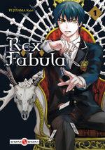 Rex Fabula 1 Manga